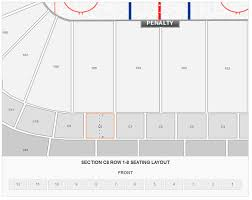 Minnesota Wild Xcel Energy Center Seating Chart