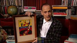 opening to stories by charles atlas with john waters