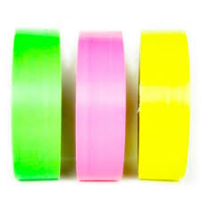 Fluorescent Duct Tape Yellow Green Orange And Pink Tape Depot