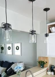 over the sink kitchen lighting. Pendant Lighting Over Sink. Light Kitchen Sink 3 Lights The Honeycomb Home .