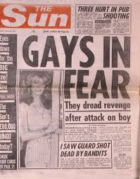 After using a microfilm/fiche scanner to create a digital image of each page, we process the resulting images so that each reel is contained in a single item with easily navigable files. Gay Plague The Vile Horrific And Inhumane Way The Media Reported The Aids Crisis