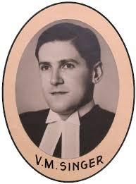 Photograph of Vernon Milton Singer (1919-2003) | Date: 1947 … | Flickr