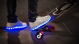 Musically Light Up Shoes New Shuffle Dance Musically Tik Tok 7 Best Of Led Shoes