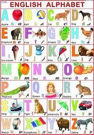 Nursery Charts Alphabet Chart Manufacturer From New Delhi