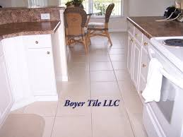 Large Kitchen Floor Tiles Tile Stone Decor In Kitchens Bathrooms Boyer Tile