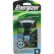 Energizer Battery Charger Green Light Mean Energizer Recharge Pro Charger For Aa And Aaa Nimh Batteries