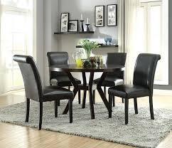 espresso round dining table set acme 5 drake espresso finish wood round dining table set espresso
