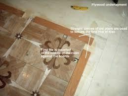 starting parquet installation
