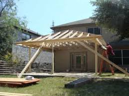 hip roof patio cover plans. Cover Patio Hip Roof Plans D