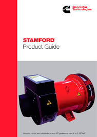 stamford product guide cummins generator technologies pdf Stamford Generator Wiring Diagram stamford product guide 1 16 pages stamford alternator wiring diagram