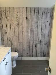 Wood Wall Murals & Faux Wood Wallpaper