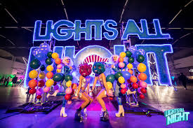 Lights All Night Is A New Years Eve Special Treat In Dallas