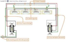 three way switch wiring diagram power at light wiring diagram 3 way switch wiring diagram variation 4 electrical
