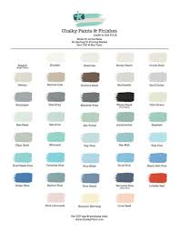 Por 15 Colors Chart Chalky Paint Is The Best Choice For Painting Furniture
