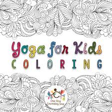 Yoga and meditation coloring book for adults with yoga poses and. Distance Learning Yoga For Kids Mindful Coloring Pages Tpt