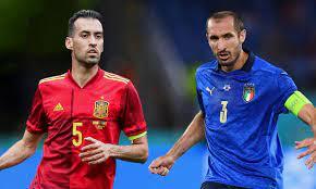 """نهائي مبكر بين إيطاليا وإسبانيا في نصف نهائي """"يورو 2020"""" - عنب بلدي"""