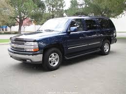 2001 Chevrolet Suburban - Information and photos - ZombieDrive