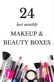 best monthly makeup and beauty bo