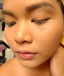 cakey makeup dry skin kid has