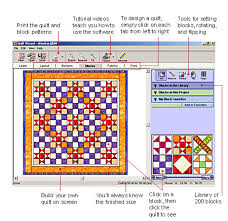 Computer Quilting has come of age. What does quilt software have ... & Screen Shot from Quilt Wizard Adamdwight.com