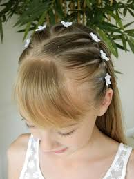 Pigtails Hair Style first munion hairstyle 13 upside down pigtails headband 3988 by stevesalt.us