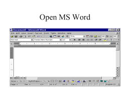 Ms Word Powerpoint Comic Strips In Ms Word Or Powerpoint Ppt Video Online Download