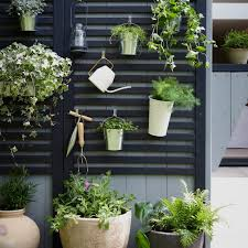 modern garden pictures ideal home