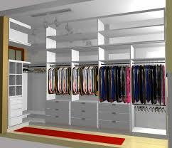 Simple Wardrobe Designs For Small Bedroom Chic Walk In Closet Designs To Optimize Master Bedroom Amusing