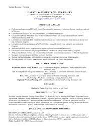 Nursing Resume Examples 2017 Exeptional New Grad Nursing Resume Sample New Grad Registered New 93