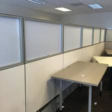 used office room dividers. used office partitions these are 67 room dividers