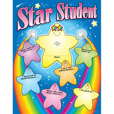 Star Student Chart Star Student Chartlet