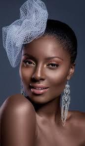 very pretty makeup for dark skin brown skin black is beautiful