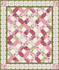 Best 25+ Quilting patterns free ideas on Pinterest | Quilt ... & Rose Cottage Quilt Pattern. Enjoy this free quilt pattern, Rose Cottage. Adamdwight.com
