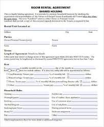 Permalink to Room Tenancy Agreement Sample – Free Roommate Room Rental Agreement Template Pdf Word Eforms : These tenancy agreement terms and conditions, together with the booking details above, set out the terms and conditions of the tenancy agreement under which we rent the room in the property for the length of stay.