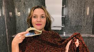 drew barrymore s makeup routine for on the go working mom beauty vogue