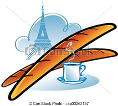 french bread clipart. Brilliant French French Baguette  Csp33262157 Inside Bread Clipart D