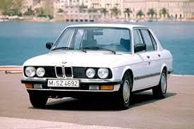 Фото BMW 524