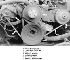 i need a belt routing diagram for a 1967 ford mustang 289