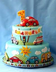 Baby Boy Theme Cake Baby Boy Party Sesame Street Birthday First