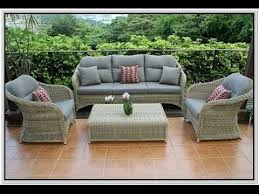 you used patio furniture for