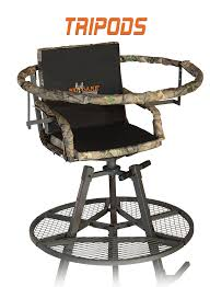 tripods big game treestands