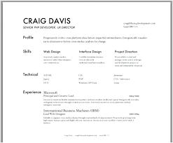Free Download Resume Interesting Free Resumer Builder Resume 48 Simple Template Format Resume
