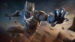 The Black Panther Wallpaper Hd