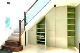 stair storage ideas under stairs solutions closet ikea the