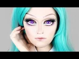 real life anime makeup tutorial you d r a g in 2018