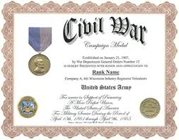 the navy civil war medal was elished on june 27 1908 by navy department special orders number 81 for the navy and by navy department special orders