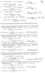stoichiometry worksheet mole mole answers free worksheets library chemistry stoichiometry worksheet
