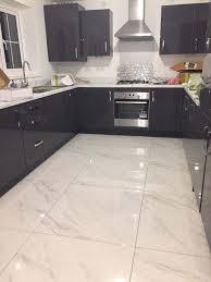 hellas marble floor tile customer image