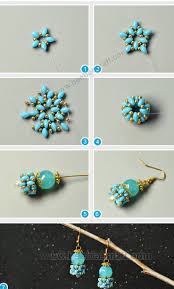 How To Design Earrings Jewellery Pin On Jewelry Making