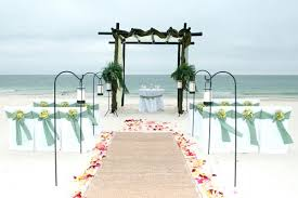 Beach Wedding Accessories Decorations Wedding Ceremony Decorations 53